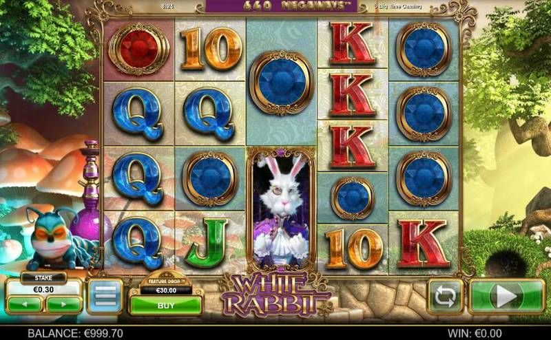 White Rabbit Slot Slot Reels